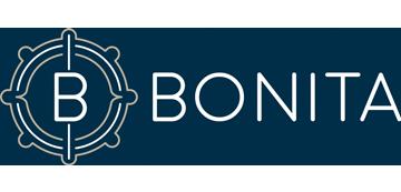 Het logo van Bonita. Eén van de vele klanten van Euro Drone Inspections.