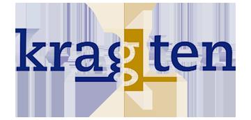 Het logo van Kragten. Eén van de vele klanten van Euro Drone Inspections.