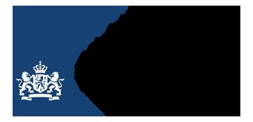 Het logo van het Ministerie van Defensie. Eén van de vele klanten van Euro Drone Inspections.