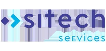 Het logo van Sitech. Eén van de vele klanten van Euro Drone Inspections.